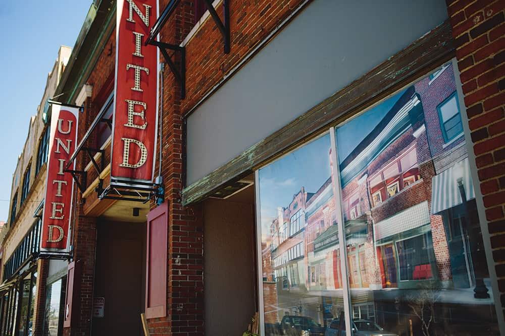 The United Theatre - Mystic Film Festival Venue