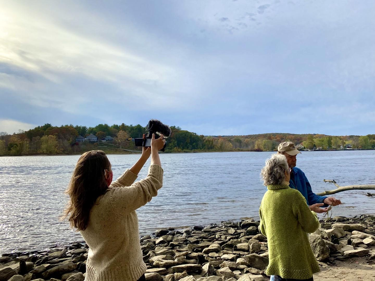 Invading The Connecticut River: The Spread of Hydrilla