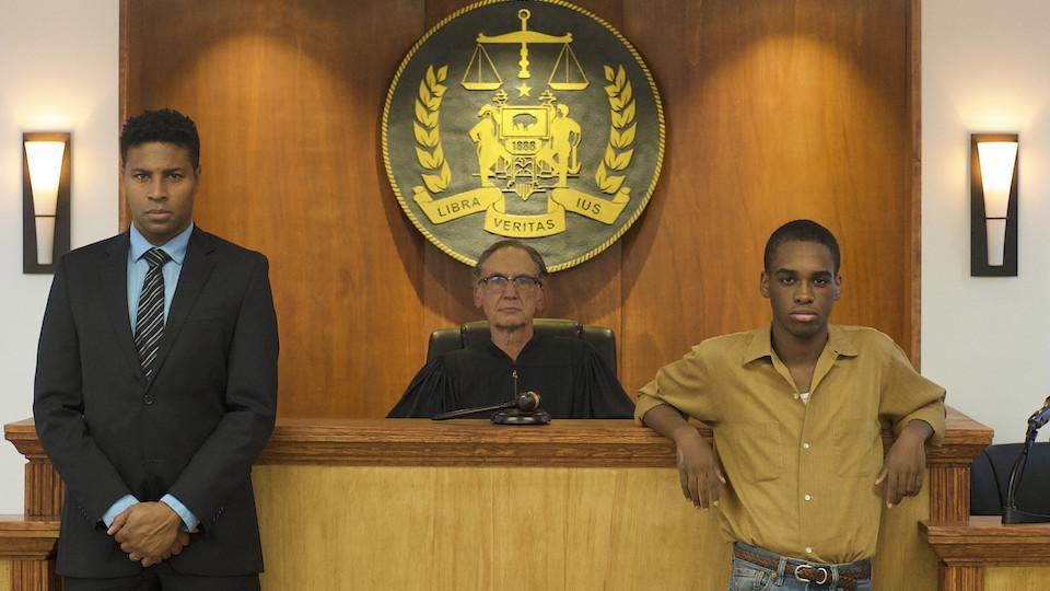 3 men in courtroom