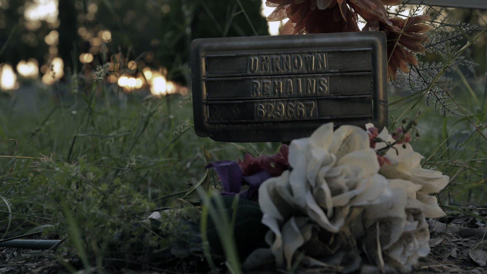 A grave?